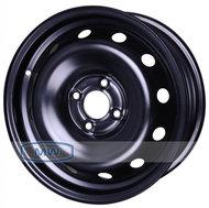 Колесные штампованные диски Magnetto 14003 Black 5.5x14 4x98 ET35 D58.5 Чёрный (14003) - фото 1
