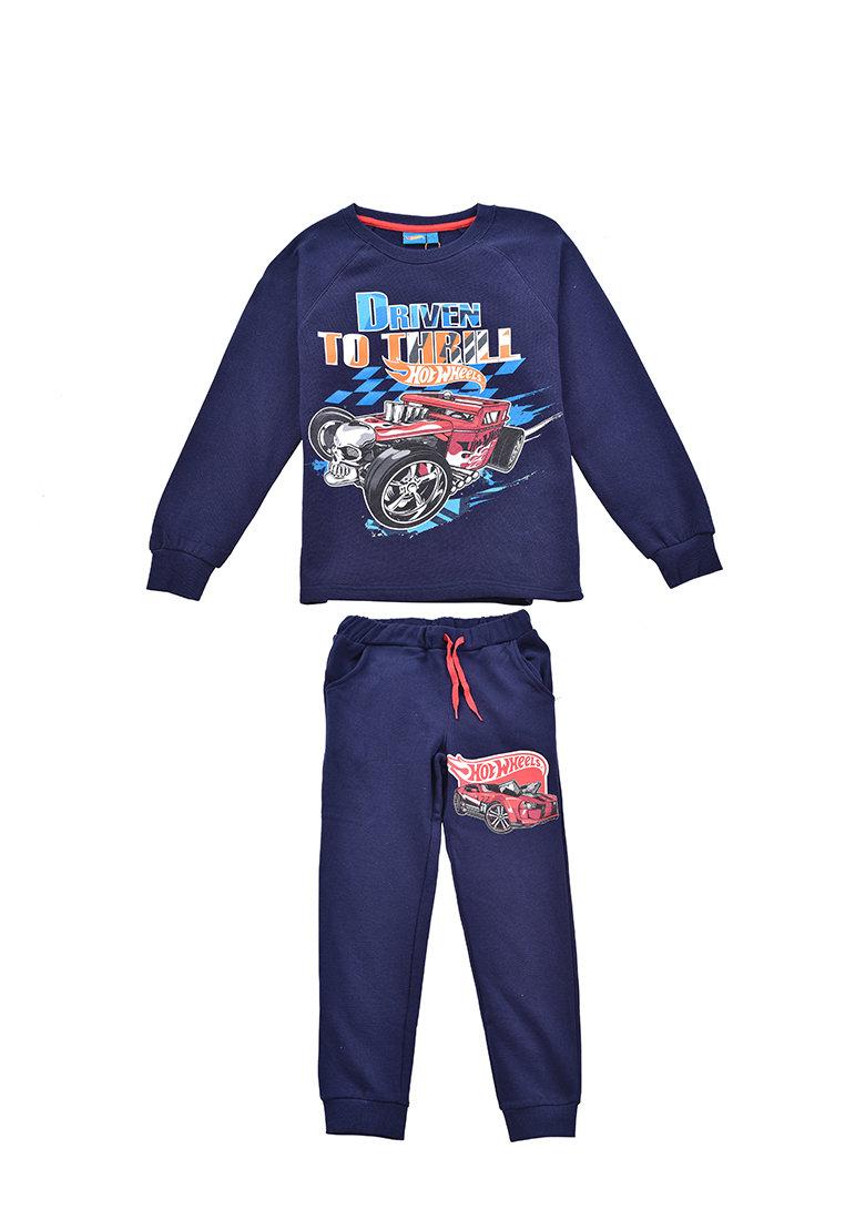 спортивный костюм детский для мальчиков Hot Wheels