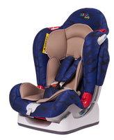 Автокресло Liko Baby LB 510 Синий/Камуфляж