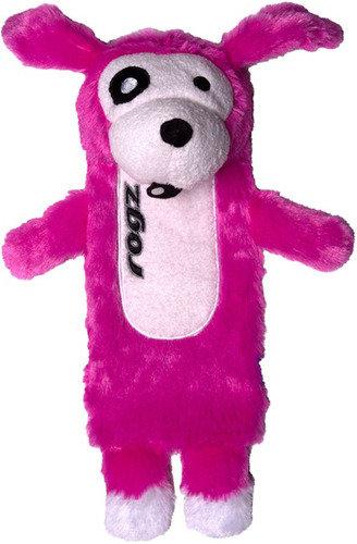 Игрушка для собак ROGZ Yotz Thinz, размер M, розовая (CS03K)