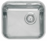 Кухонная мойка Reginox R18 4035 LINEN OKG (c/box)