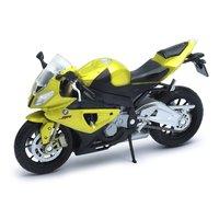 Мотоцикл Welly 12810P Велли Модель мотоцикла BMW S1000RR
