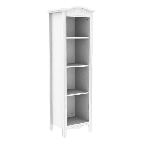 Шкаф книжный Fiorellino Slovenia (белый)