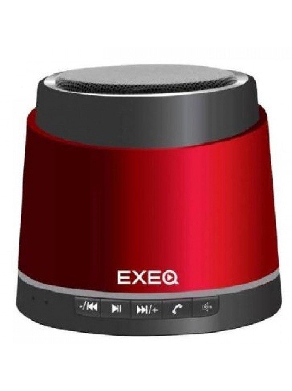 Портативная акустика Exeq SPK-1205 красный
