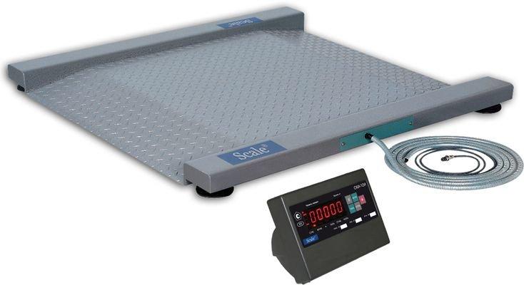 весы напольные scale скт scale / 1СКТ / платформенные весы 1 скт(1000x1000x90, нпв :1000 кг)