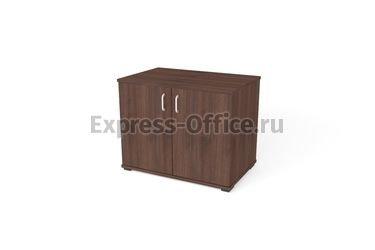 Экспро Офисная мебель Space Тумба под аппаратуру, двери ЛДСП S-281 900x590x730