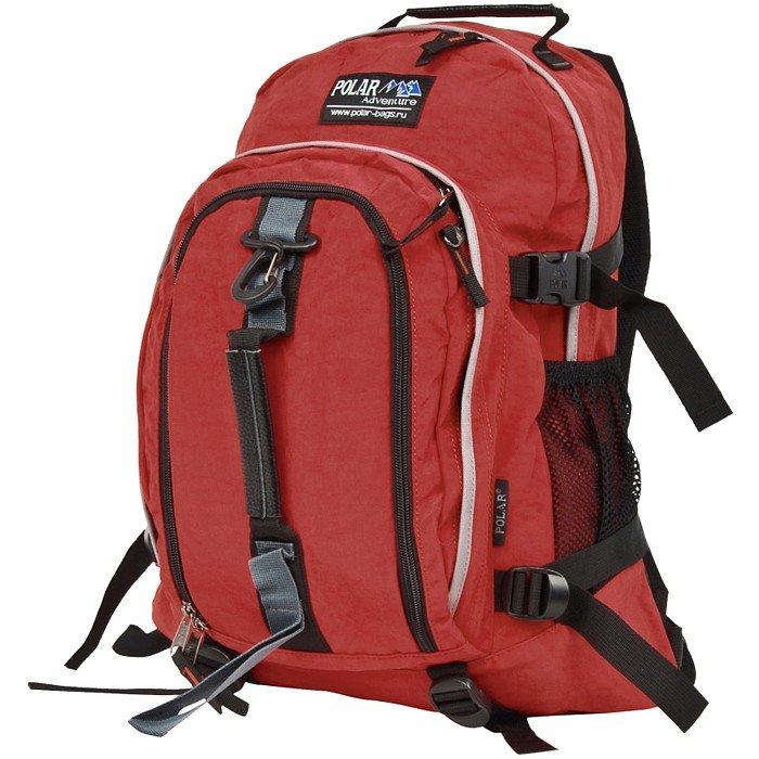 Рюкзак Polar П955 Бордовый