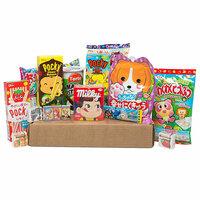 Коробка японских сладостей