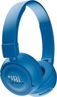 Беспроводные наушники JBL Bluetooth T450BT накладные беспроводные blue
