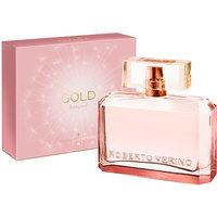 Парфюмерная вода Roberto Verino Gold Bouquet 90 мл для женщин - парфюм голд букет