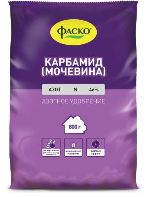 """Удобрение минеральное сухое """"Карбамид"""", 0,8 кг"""