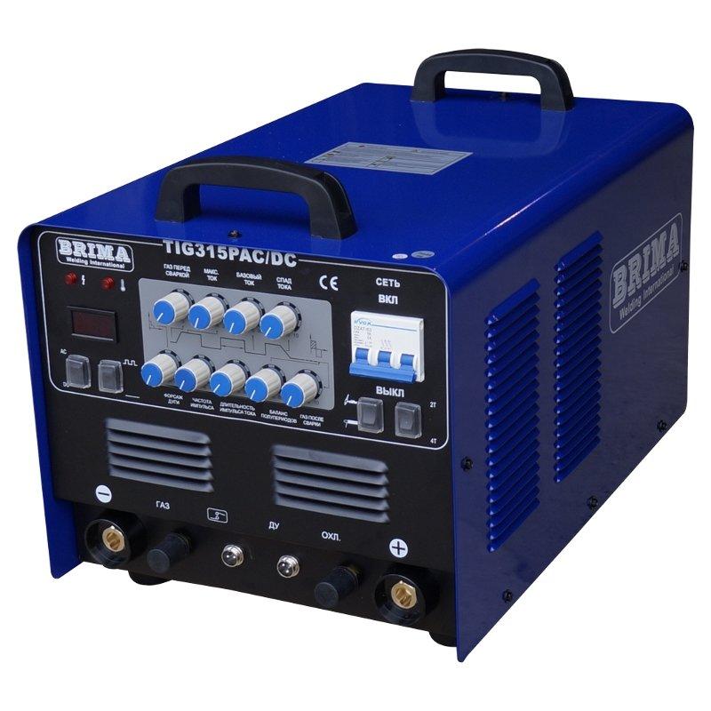 Сварочный аппарат Brima TIG 315P AC/DC