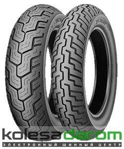 Dunlop Kabuki D404 R18 3.00/ 47P TT Передняя (Front)