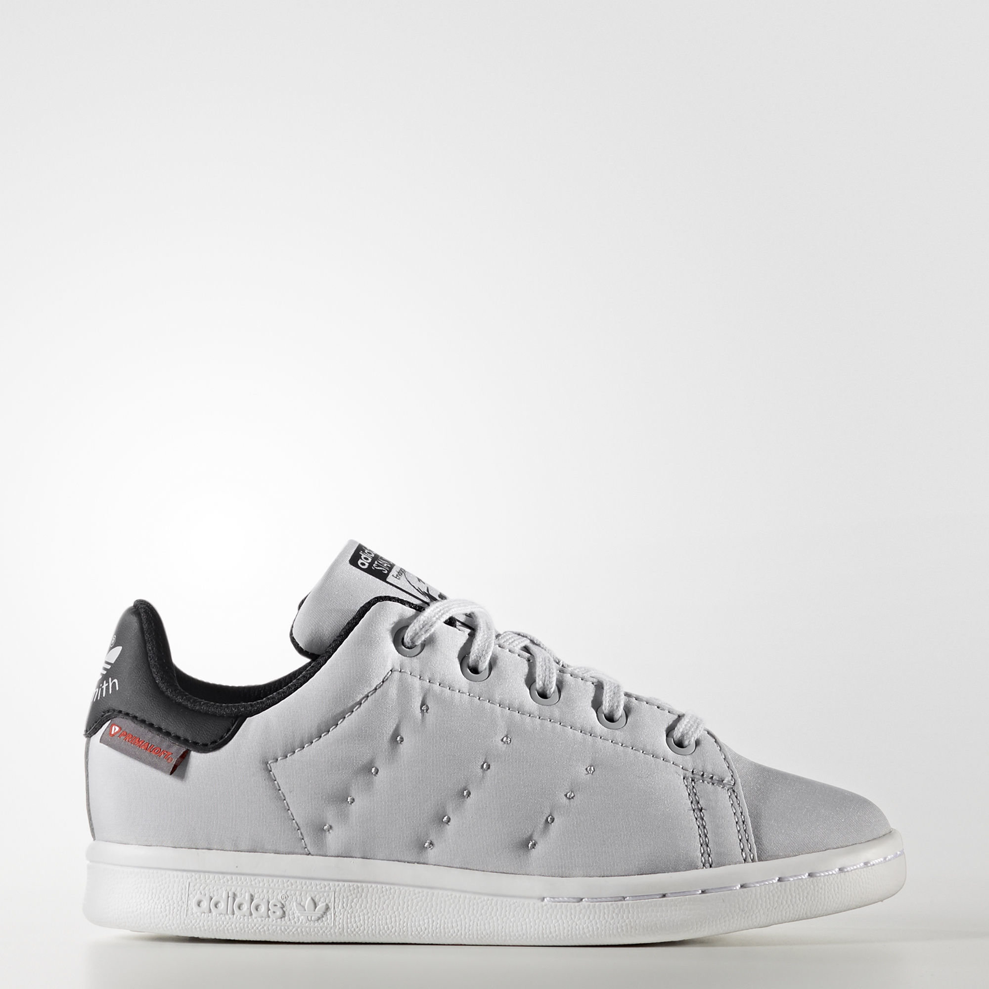 Кроссовки Stan Smith adidas Originals grey two f17   core black   ftwr white 156ad5a1b5a