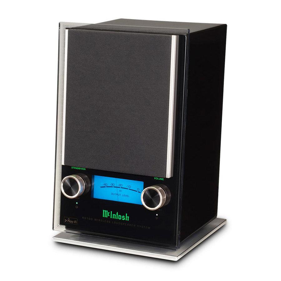 Активная акустика мультирум McIntosh RS100