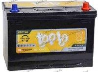 Аккумулятор автомобильный Topla EFB Stop&Go Asia 60 А/ч 600 А обр. пол. 112260 Азия авто (230x173x220) без бортика