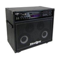 Караоке-плееры MadBoy MINI MANIAC ALL-IN-ONE SYSTEM + DVD-диск 500 любим
