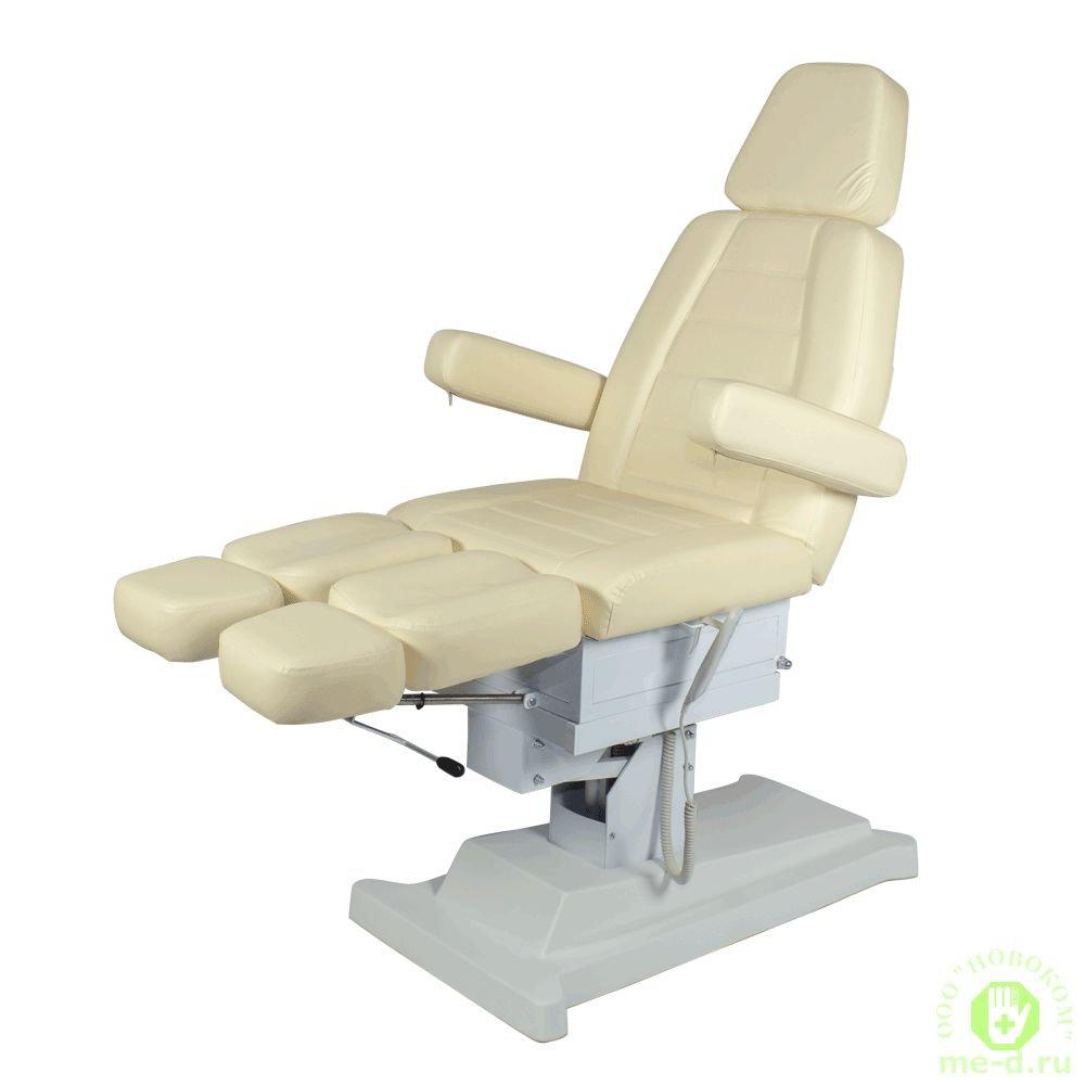 Педикюрное кресло Сириус-10, 3 мотора