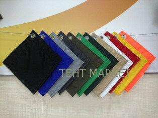 Тентовая ткань 1,5 x 5 м «OXFORD 420 RipStop», на отрез (цвет на выбор)