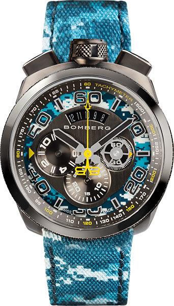 Карманные часы Bomberg BS45CHPGM.035.3