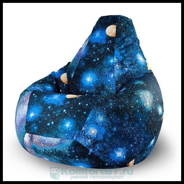 Кресло-мешок DreamBag Космос 2XL