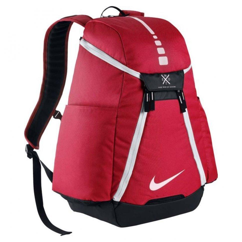 Рюкзак Nike Hoops Elite Max Air Team 2.0 Basketball Backpack с  инновационной системой молний позволяет дос… Показать большетавать нужные  вещи под ... 3afe89dadd