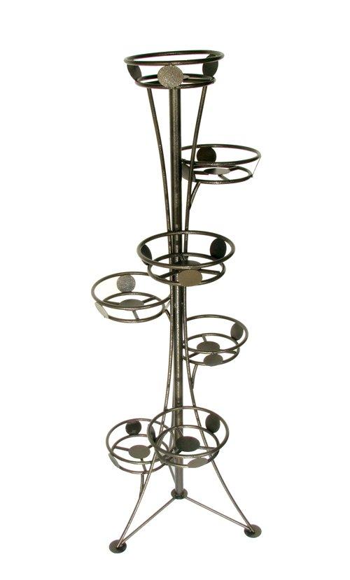Подставка для цветов металлическая Стелла 7 арт.СТ7