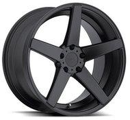 Колесный диск TSW Sochi Mat Black 8x18 5x120 DIA76 ET35 - фото 1
