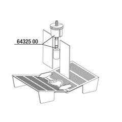 Комплект для вывода воды для JBL BabyHome Oxygen, 1 комплект