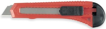 Нож канцелярский 18мм Attache