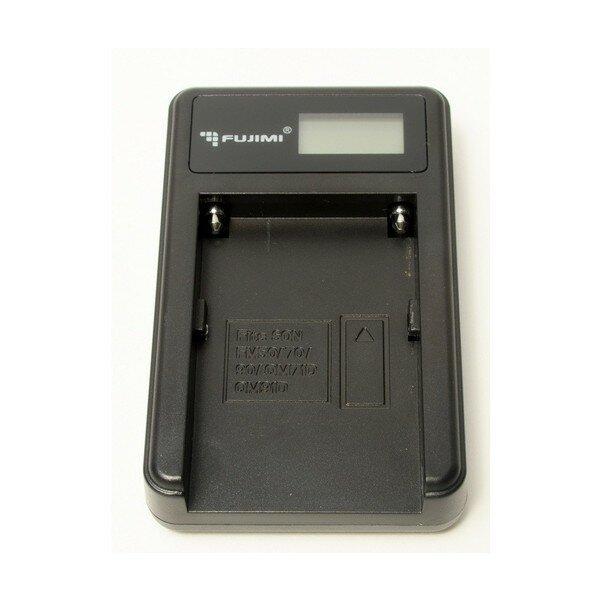 Зарядное устройство Fujimi FJ-UNC-F960 для аккумуляторов NP-F960/970