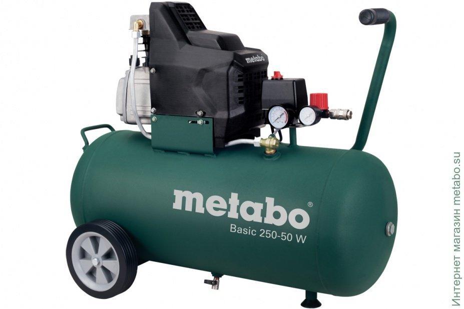 Компрессор Metabo Basic 250-50