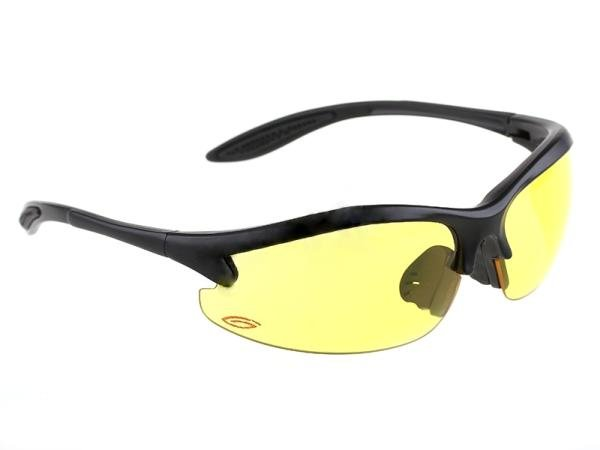 Очки стрелковые Gletcher, чехол , защита от ултрафиолета, сменные линзы в комплекте GLG-316S