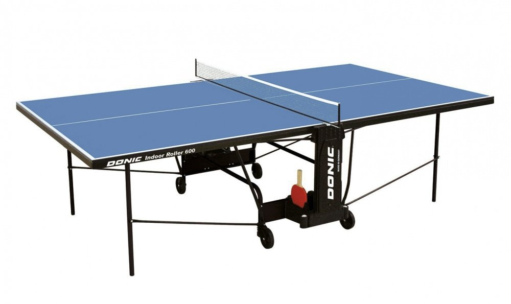 Теннисный стол Donic Indoor Roller 600 - синий