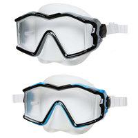 Маска для плавания Silicone Explorer Pro Masks, Intex 55982