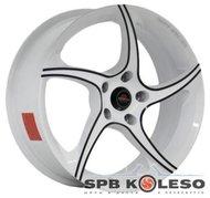 Колесный диск Yokatta Model-2 6,5 \R16 4x108 ET26.0 D65.1 W+B - фото 1
