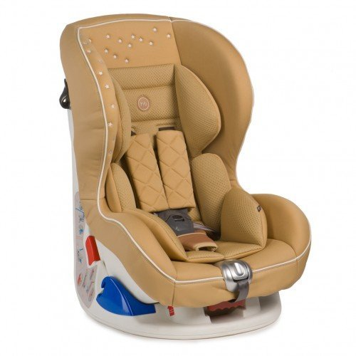 Автокресло группы 0+/1 (0-18кг) Happy Baby Taurus V2 Beige