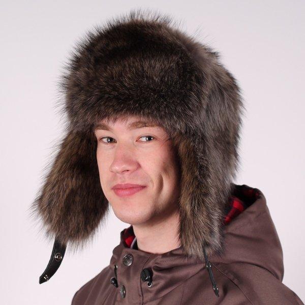 Мужские меховые шапки купить в москве недорого