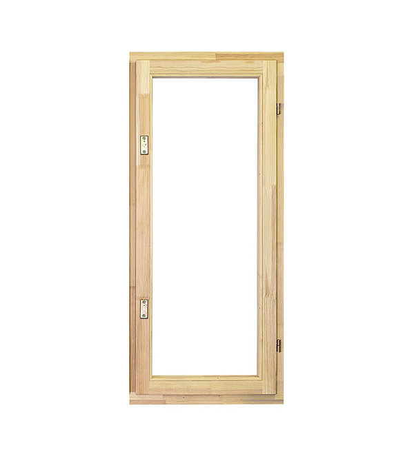 Окно деревянное РадДоз 1160х570 мм 1 створка