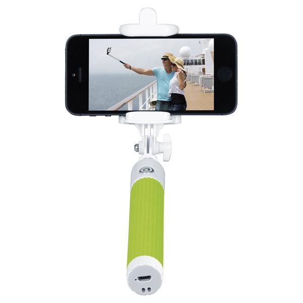 Монопод для смартфона InterStep MP-115B Green (IS-HD-MPSP115GR-BT0B201)
