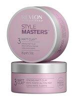 Глина Revlon Professional Style Masters Creator Matt Clay матирующая и формирующая для укладки волос 85 мл
