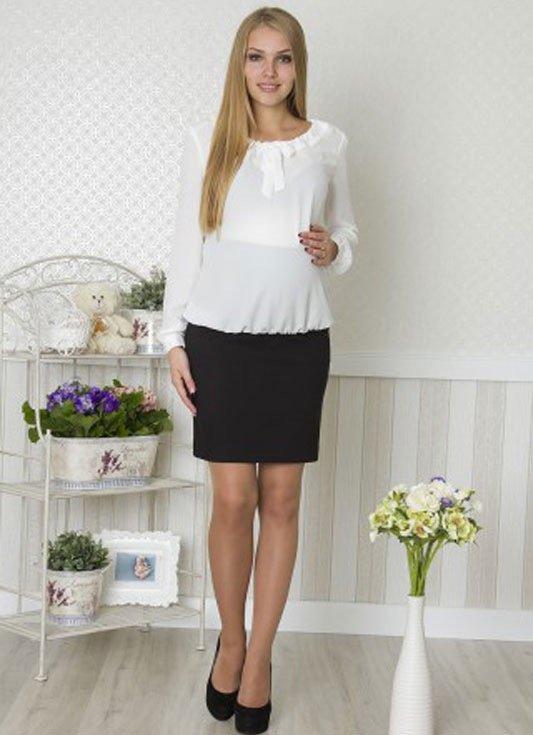 Для беременных Lucky Mum 1145 черные тона