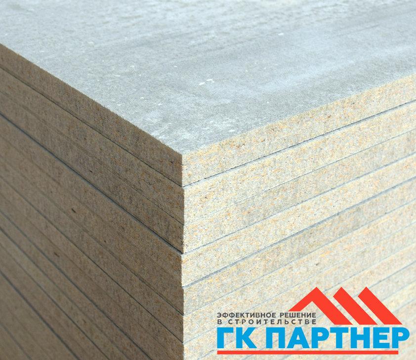 Цементно-стружечная плита (ЦСП I) 500х1200х12 мм