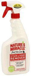 Уничтожитель пятен и запахов от кошек 8IN1 JFC S&O Remover, 710 мл