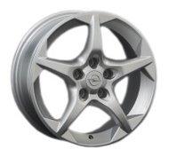 Литой диск Replica OPL4 Opel 16 5 /105 6,5j R16 ET39 d56,6 S - фото 1