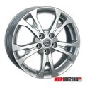 Диск Replay Nissan (NS112) 6.5x17 5/114.3 D66.1 ET45silver - фото 1