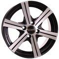 Колесные литые диски Tech-Line 414 5.5x14 4x98 ET35 D58.6 Серебристый (rd831291) - фото 1