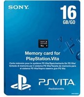 Карта памяти Sony PlayStation Vita Memory Card (16GB) PS Vita