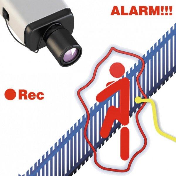 Цифровое видеонаблюдение и аудиозапись TRASSIR SIMT