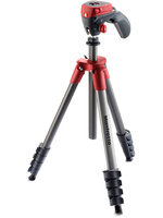 Штатив Manfrotto Compact Action Red MKCOMPACTACN-RD